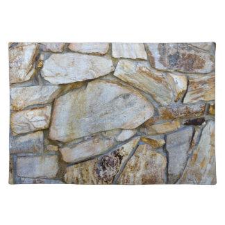 Foto för stenväggstruktur på bordstablett