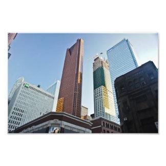 Foto för Toronto arkitekturhorisont