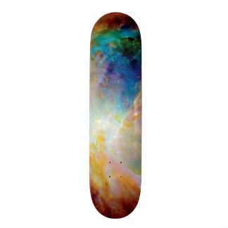 Foto för utrymme för Orion NebulaHubble Spitzer Skateboard Bräda 19,5 Cm
