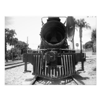 Foto för vintage för spöketågCannonBall