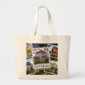 FotoCollage för St. Catharines Jumbo Tygkasse