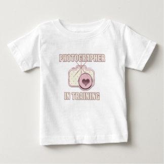 Fotograf i utbildningsT-tröjarosor T-shirt