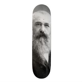Fotografera av Claude Monet vid Nadar (1899) Mini Skateboard Bräda 18,7 Cm