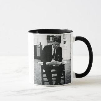 Fotografera av John F. Kennedy 2