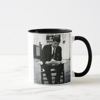 Fotografera av John F. Kennedy 2 Mugg
