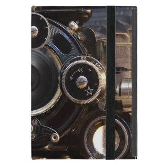 Fotografi för vintagekameraantikvitet iPad mini skal