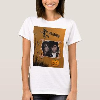 Fotoram, häxa, skjorta för jackolykta t shirts