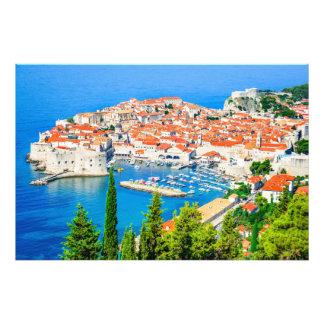 Fototryck Dubrovnik