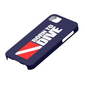 Fött att dyka iPhone 5 skydd