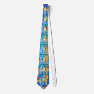 Fött att surfa slips