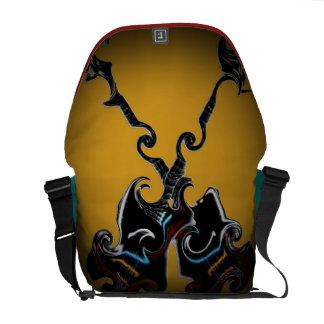 Fött att välja I på denna handväska Kurir Väskor