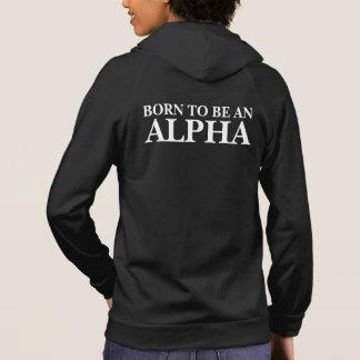 Fött att vara en alfabetisk (anpassadetext och tee shirt