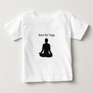 fött för yoga tee
