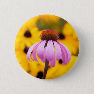 fött in i färg standard knapp rund 5.7 cm