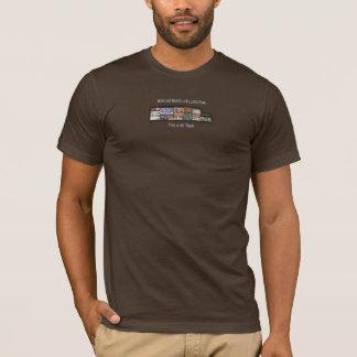 Fött och lyftt i Parkera-Dessa faktureringar är T Shirts