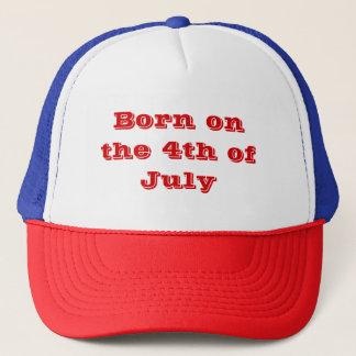 Fött på 4th Juli Keps