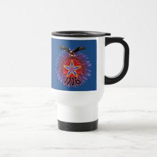 Fourth av den Juli mug.en Resemugg