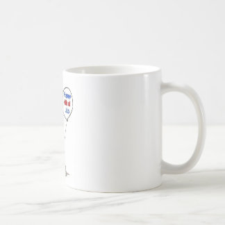 Fourthen av Juli - ha en dag av Kaffemugg