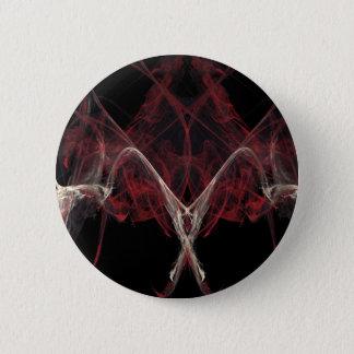 Fractalen beskådar 160313-10 standard knapp rund 5.7 cm