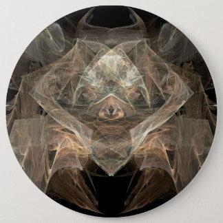 Fractalen beskådar…, 160313-91 jumbo knapp rund 15.2 cm