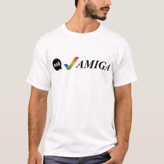 Fråga den Amiga T-tröja Tee