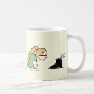Fråga den Rachel muggen Kaffemugg