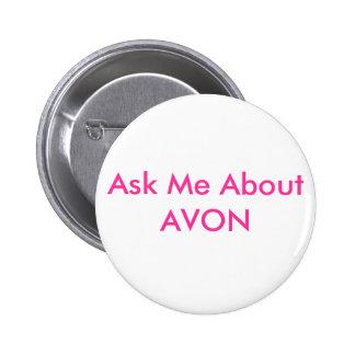 Fråga mig om AVON Standard Knapp Rund 5.7 Cm