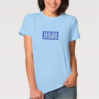 """""""fråga mig om JESUS"""" den kristna t-skjortan Tshirts"""