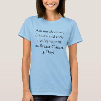 Fråga mig om min bröst 3 tröjor