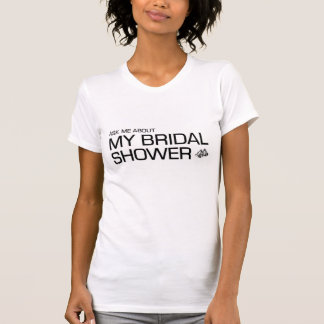 Fråga mig om min möhippa tee shirt