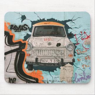 Fragment av den Berlin väggen Musmatta