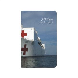 Frakt för USNS-förskoningsjukhus Anteckningsbok