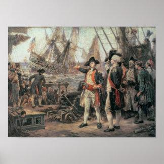 Frakten, som sjönk segern, 1779 poster