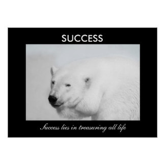 Framgång Posters