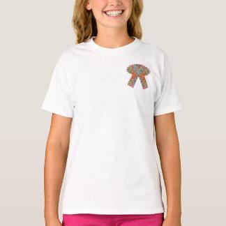 Framgång för belöning för vinnarebandutmärkelse t-shirt
