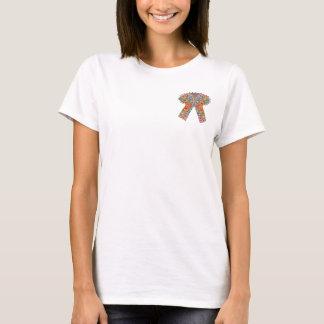 Framgång för belöning för vinnarebandutmärkelse tee shirts