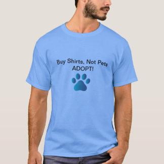 Främja djura adoptioner tröja