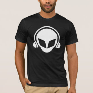Främmande audio t-shirt