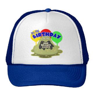 Främmande födelsedaggåva för utrymme baseball hat