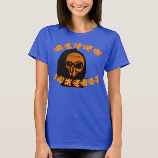 Främmande Jukebox - skjorta för Rockin gitarr T Tshirts