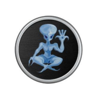 främmande meditationmusik 011 bluetooth speaker