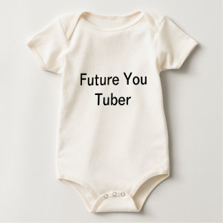 Framtid dig Tuber Sparkdräkt