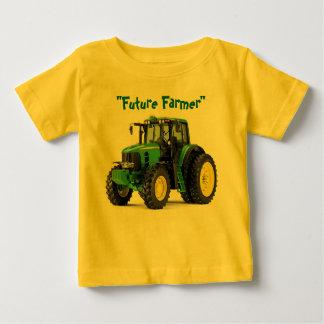 Framtida bondebabyskjorta tee shirt