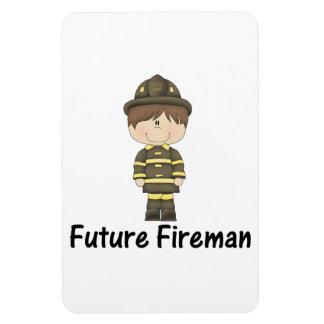 framtida brandman magnet