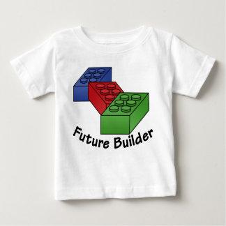 Framtida byggmästare - bygga kvarter tshirts