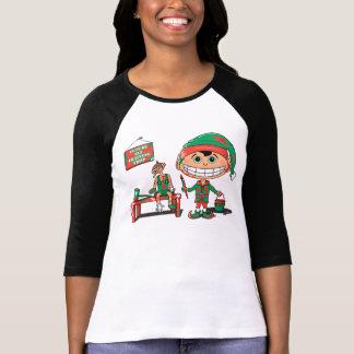 Framtida Christma älva i utbildning Tee Shirts