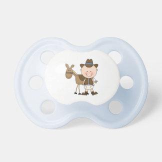 Framtida Cowboy i western bära Napp