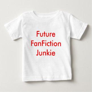 Framtida FanFiction knarkare T-shirts