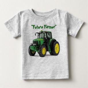 Framtida Farmer Baby Shirt Tröja