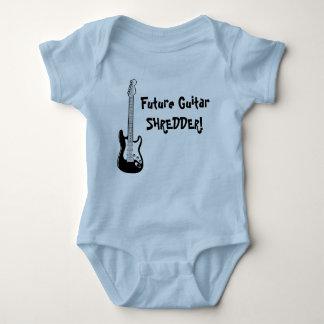 Framtida gitarrdokumentförstörareBodysuit T-shirts